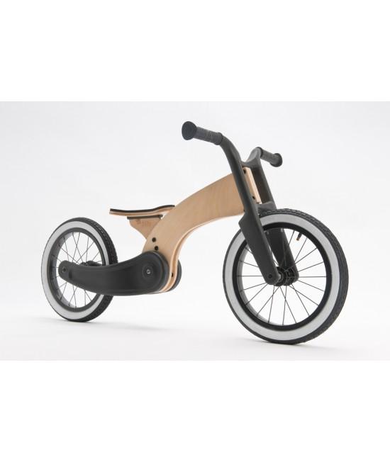 Bicicletă de echilibru Wishbone Design Cruise - din lemn și plastic reciclat