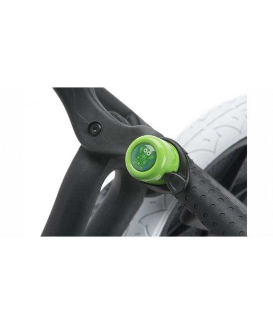 """Claxon pentru bicicletă - Wishbone Țestoasă Verde - """"Specii pe cale de dispariție"""""""