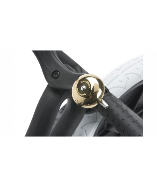 Claxon pentru bicicletă - Wishbone metalic bronz